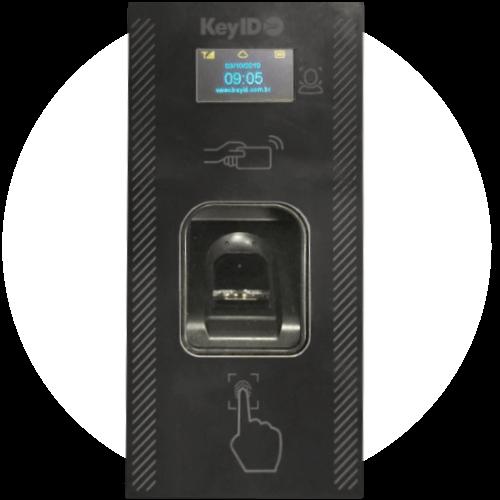 Leitora Biométrica RFID Wifi